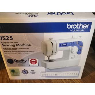 Купил швейную машинку Brothers JS25 за 6300₽, когда в других магазинах  ниже 9900₽ не видел