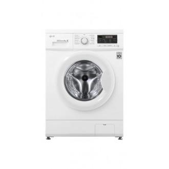 Почти бесшумная стиральная машина LG F80B8LD6