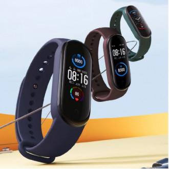 Предзаказ на спортивный браслет Xiaomi Mi Band 5