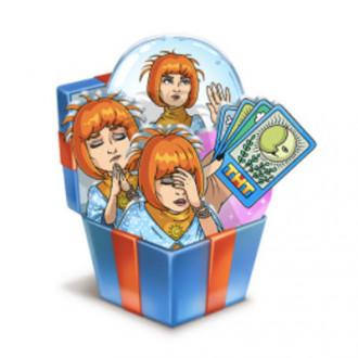 ВКонтакте - получаем стикерпак в подарок