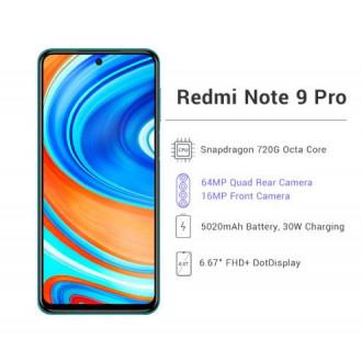 Смартфон Xiaomi Redmi Note 9 Pro 6/128 Gb глобальная версия по отличной цене