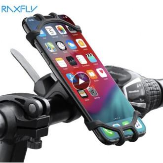 Универсальный велосипедный держатель для телефона RAXFLY