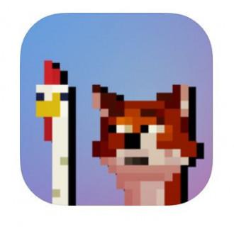 Забавная игра Fox Eats Chicks бесплатно для iOS