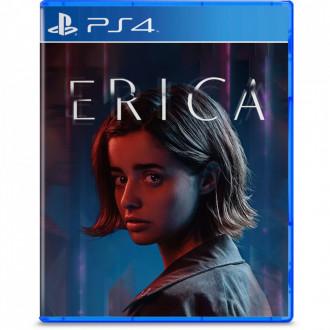 Игра-кинотриллер Erica для PS4 бесплатно подписчикам PS Plus