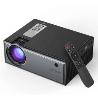 Бюджетный проектор Blitzwolf BW-VP1 720p