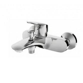 Однорычажный cмеситель для ванны с душем AM.PM Like F8010000
