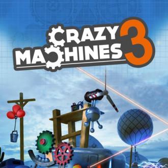 Игра Crazy machines 3 почти даром