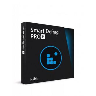Дефрагментатор IObit Smart Defrag Pro на 5 месяцев бесплатно для Windows
