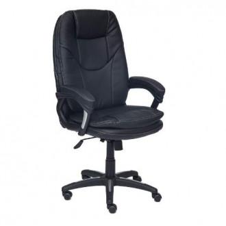 Кресло руководителя TetChair Comfort, чёрный