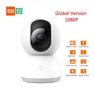 Отличная цена на домашнюю IP-камеру Xiaomi Mijia Mi 1080P
