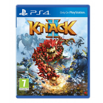 Игра Knack 2 для PS4