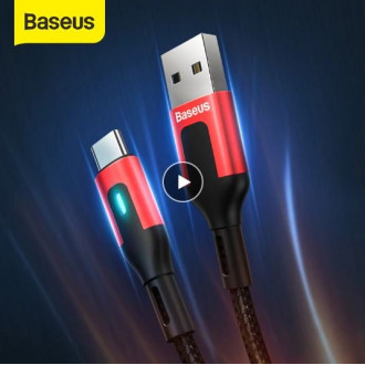 Кабель Baseus USB Type C 50 см