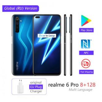 Cмартфон Realme 6 Pro Глобалка 8+128 Gb