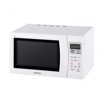 Вместительная 23-литровая микроволновая печь соло Daewoo KOR-81AB