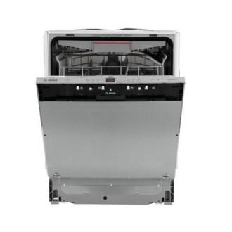 Встраиваемая посудомойка 60 см Bosch SilencePlus SMV44KX00R с полной защитой от протечек