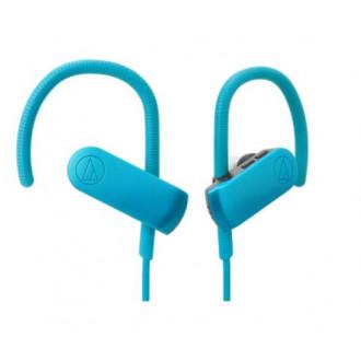 Беспроводные наушники Audio-Technica ATH-SPORT50BT бирюзовые по выгодной цене