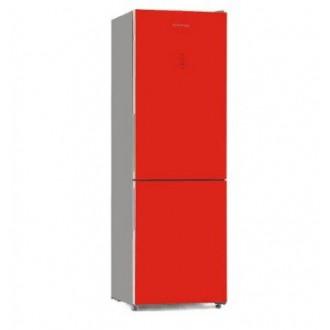 Яркий холодильник KENWOOD KBM-1855NFDGR