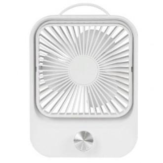 Настольный вентилятор Rombica NEO Flow