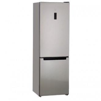 Холодильник Indesit ITF 118 X с Total No Frost,