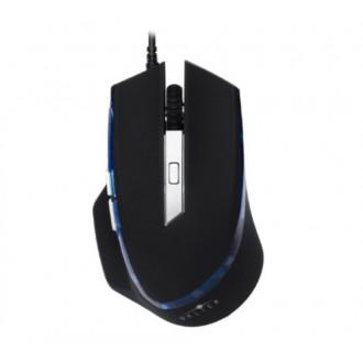 Недорогая игровая мышь Oklick 715G с хорошими отзывами