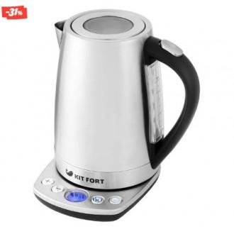 Чайник Kitfort KT-645 с поддержанием темературы