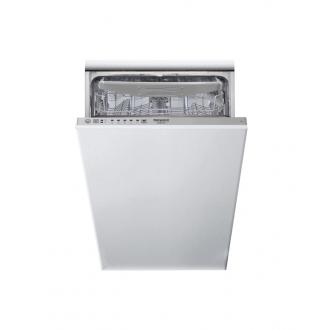 Встраиваемая посудомоечная машина 45 см Hotpoint-Ariston HSIC 2B27 FE. Узкая, для любой кухни
