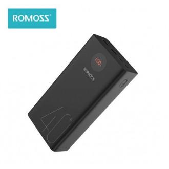 Повербанк большой ёмкости Romoss Zeus 40000 mAh PD3.0/QC3.0