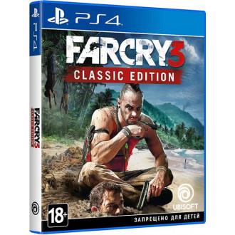 Игра Far Cry®3 Classic Edition для PS4 со скидкой 90%
