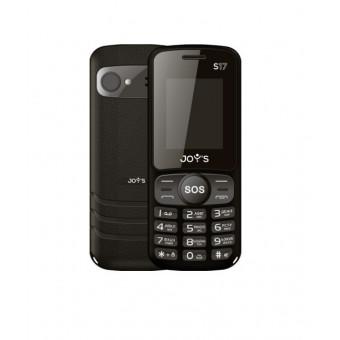 Мобильный телефон Joy's S17 Dual SIM Black по смешной цене