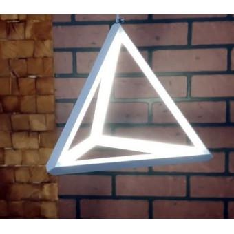 Люстра светодиодная Геометрия - Пирамида светильник потолочный