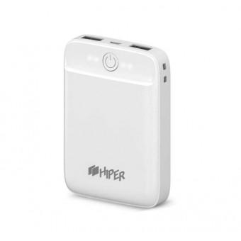 Внешний аккумулятор (Power Bank) HIPER SL10000, 10000мAч по классной цене