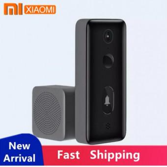 Крутой беспроводной видеозвонок Xiaomi Mijia