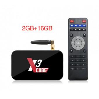 ТВ-приставка Ugoos X3 Cube 2/16GB по отличной цене