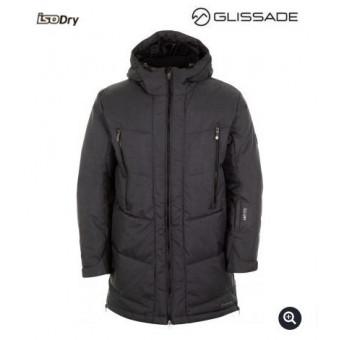 Куртка утепленная мужская Glissade  за полцены