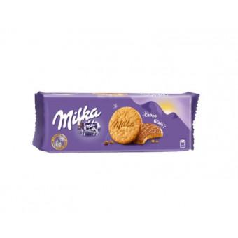 Печенье и порожное Milka по суперцене