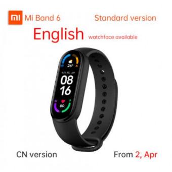 Спортивный браслет Xiaomi Mi Band 6 по выгодной цене