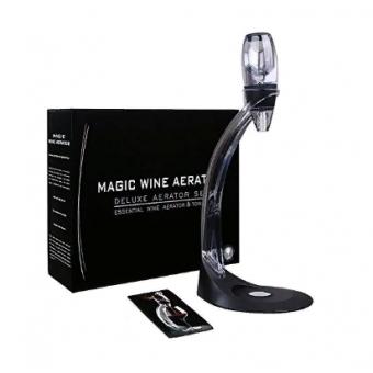 Аэратор для вина Magic Decanter Delux Aerator Set по отличной цене