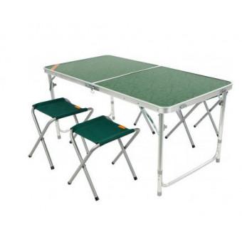 Набор Outventure: стол + 4 стула по отличной цене