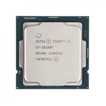Процессор Intel Core i3-10100F со скидкой по промокоду