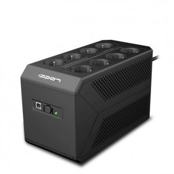 В Ситилинке ИБП IPPON Back Comfo Pro II 850 по скидке