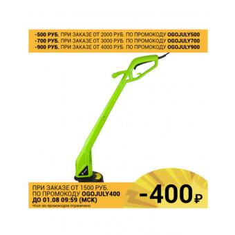 Интересный ценник на триммер садовый электрический DEKO DKTR400