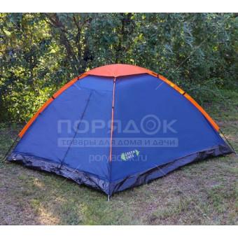Бюджетные 4-местные палатки Green Days