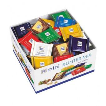 Шоколад Ritter Sport mini 1.4 кг (84 мини плитки) по лучшей цене