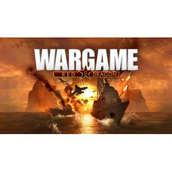 Получаем игру Wargame: Red Dragon в EpicGames