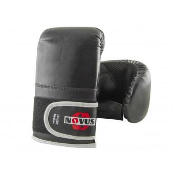 Снарядные перчатки Novus LTB-16302 черный M и S по крутой цене