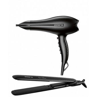 Скидка на набор для укладки волос Polaris PHD 2488ACi фен+стайлер