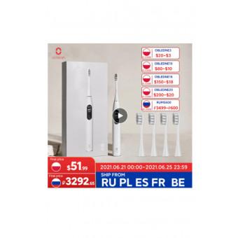 Электрическая зубная щётка Oclean X Pro Elite по классной цене