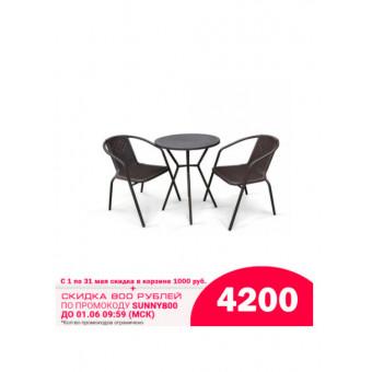Обеденный комплект АСОЛЬ-5 LRC01/LRT01-D60 по интересной цене
