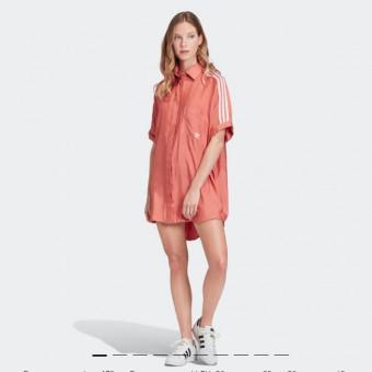 Комфортное и стильное платье-футболка SATIN