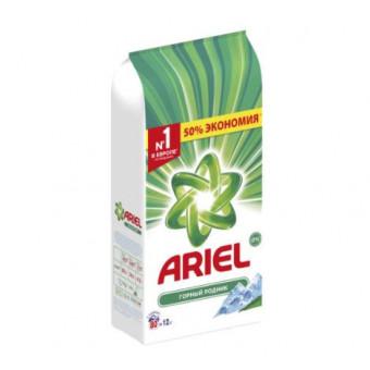 Стиральный порошок Ariel Автомат для белого и цветного белья 12 кг